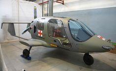 Presentado en Sevilla al Ejército el primer Autogiro Sanitario durante el ejercicio Gamma Sur 2016 de la UME-noticia defensa.com