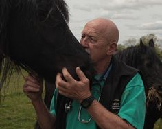 Dr. Pol - I greatly enjoy his show and think he's a very capable veterinarian who really loves animals