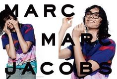 Lindsey, Ana, Kim, Eunbi, Amy, Abigail, Toks, Dylan, Nadia, Mackenzie, Jake, Aaron by David Sims for Marc by Marc Jacobs Spring/Summer 2015