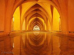 Reales Alcázares de Sevilla by Jan Hausding on 500px