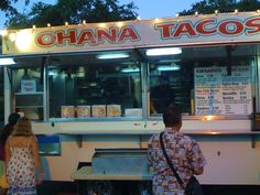 $3 'best in maui' fish tacos -- our plan to stay on budget