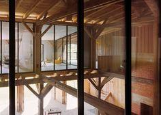 thomas kroeger architekt, lanhaus (country house), uckermark