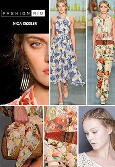 fashion rio verão 2013 desfile nica kessler