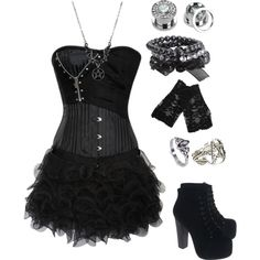 """""""Untitled #972"""" by bvb3666 on Polyvore"""