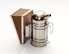 Bee Thinking's Stainless Steel Smoker : Remodelista