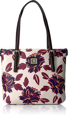 92e3cb096ae2 Amazon.com  Anne Klein Perfect Tote Small Shopper