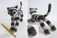 40 Fun and Cozy Sock Monkeys to Make - Big DIY Ideas