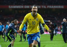 """21 of the best quotes from soccer superstar Zlatan Ibrahimović:     On Nov. 17, 2015, Zlatan scored twice to help his team defeat Denmark 4‐3 and qualify for Euro 2016. According to ESPN, he said after the win: """"They said they were going to send me to retirement. I sent their whole nation into retirement."""""""