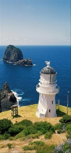 Amazing Lighthouses From Around The World – 45 Pics