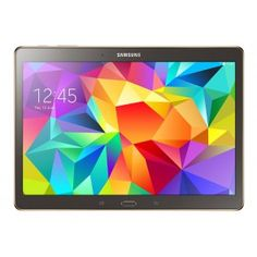 "Tablet Samsung Galaxy Tab S 16GB Tela 10,5"" - Wi-Fi Android 4.4 Proc. Octa Core Câm. 8MP (SM-T800NTSAZTO)"