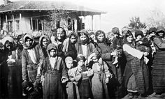 Systematic genocide decimated the Armenian population of the Ottoman Empire in 1915–1916. The murder or deportation of more than 2.5 million civilians left a generation of widows and orphans. (The Granger Collection)