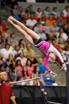 Brenna Dowell – US Nationals Day 2 2012