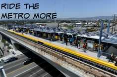 Kevin wants to ride the metro more in 2015.