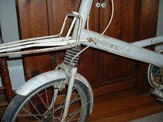 My Vintage Moulton.