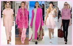 Apart From Greenery, Pink Is The Colour You WILL Wear This 2017