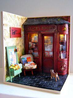 Pequeñeces: Los libros de Alicia - Alice's books