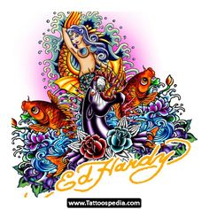 Ed Hardy Tattoos_07.jpg (540×540)