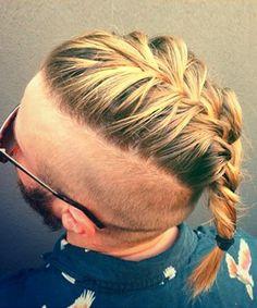 Man braids are the new man buns