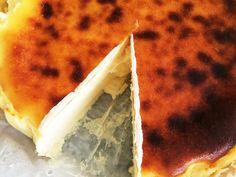 バスクのチーズケーキの画像