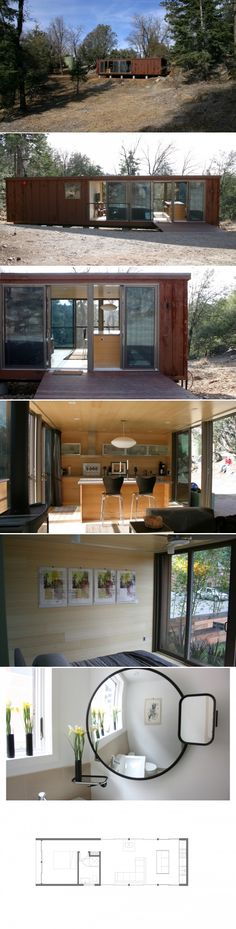 Alchemy Architects | Palomar Mountain weeHouse