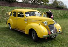 1939 Hudson 112 Sedan