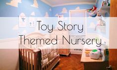 This Toy Story themed nursery is a great idea for a little boy's room! Here we are sharing details of how the parents put this room together.