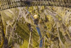Northlandz in New Jersey is more than a model train installation. It's an entire miniature world.