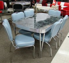 COOL Retro Dinettes - Anmarcos Furniture & Mattresses Courtenay | Comox Valley