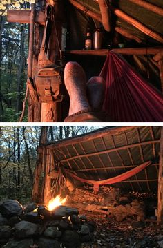For the B&B we should do multi-day excursions in the woods and teach the guests how to survive in the wild!