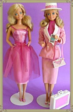 Day to Night Barbie 1984
