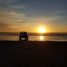White Jeep, Celestial, Sunset, Outdoor, Outdoors, Sunsets, Outdoor Games, The Great Outdoors, The Sunset