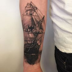 Healed work ;) #tallship#pirateship#shagbuiltd20 #bishoprotary #inkmachines #magicmoontattooneedles #healed #blackandgrey #blxckink #skinartmag #tattoo #tattoos #tattooart #dövme #gemi #korsan#inkjecta #stencilstuff @stencilstuff #healedtattoo #vikink #vikinktattoo #fredericia #denmark #freshlyinked #tattoolife #tattoomobile