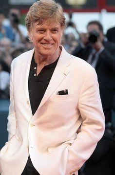 Robert Redford en el Festival de Cine de Venecia |