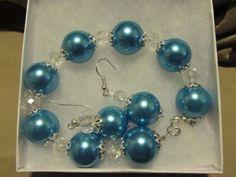 Gift Set 1 Bracelet and Earring set. Starting at $5 on Tophatter.com!