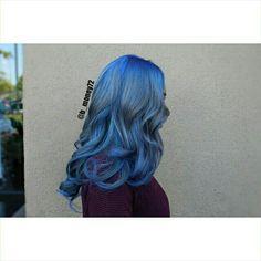#mermaidhair  • by Master Stylist, Brian, at Carlton Hair Crossroads