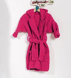 Купальный халат для малыша
