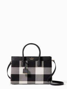 cameron street plaid candace satchel | Kate Spade New York