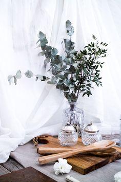 Interior, Interior Design, Nordic, Wedding, Table Decoration