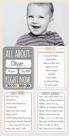 Cute insert idea from Splendid Fiins; cards available at JessicaSprague.com