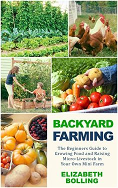 Free Kindle eBook for a limited time (download this book to your Kindle or Kindle for PC now before the price increases): Backyard Farming: The Beginners Guide to Growing Food and Raising Micro-Livestock in Your Own Mini Farm: (Urban Homesteading, Mini Farming, Urban Farming)