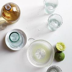 Tequila and Tonic - Martha Stewart Recipes Tequila Tasting, Tequila Drinks, Wine Drinks, Cocktail Drinks, Cocktail Recipes, Beverages, Cocktail Ideas, How Is Tequila Made, Tonic Drink