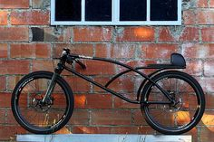 Yasujrio Speed Bike.. No pedals.. just gravity..