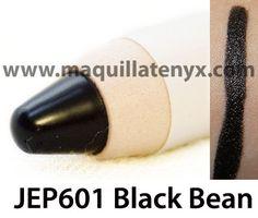Black Bean jumbo nyx negro lápiz crayon  https://www.facebook.com/bagatelleoficial Bagatelle Marta Esparza #jumbo #NYX