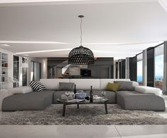 Modern Living Room Design 25 best modern living room designs | house interiors, decorating
