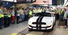 Cool Ford 2017: Nice Ford 2017: 2016 Ford Shelby Mustang GT350R got out from the factory gates! ... Car24 - World Bayers Check more at http://car24.top/2017/2017/04/05/ford-2017-nice-ford-2017-2016-ford-shelby-mustang-gt350r-got-out-from-the-factory-gates-car24-world-bayers/