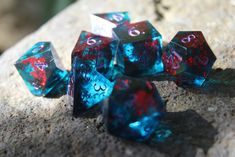 A place where dice lovers can share pics of their collection and interesting dice-related videos. Resin Crafts, Resin Art, Dungeons And Dragons Memes, Dragon Dies, Arte Dc Comics, Tabletop Rpg, Pen And Paper, Goblin, Decir No