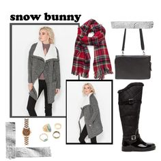 A fashion look from December 2015 by gojane featuring cold weather looks.