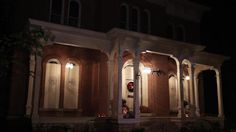 A Night at the McPike Mansion
