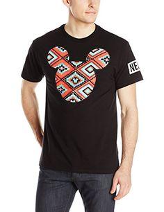 818087a0102 neff Men s Aztec Mickey Prime T-Shirt