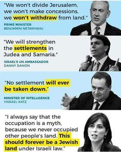 Un Ambassador, Benjamin Netanyahu, Palestine, Other People, Sayings, Lyrics, Quotations, Idioms, Quote